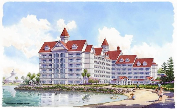 Grand Floridian Timeshare